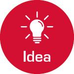 Принесите свою идею по внедрению инноваций в свой бизнес или развивайте её вместе с нами.