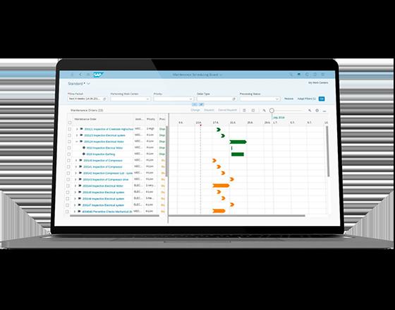 SAP S/4HANA Asset Management