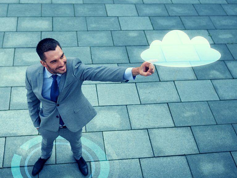 Foto Einkaufssoftware aus der Cloud