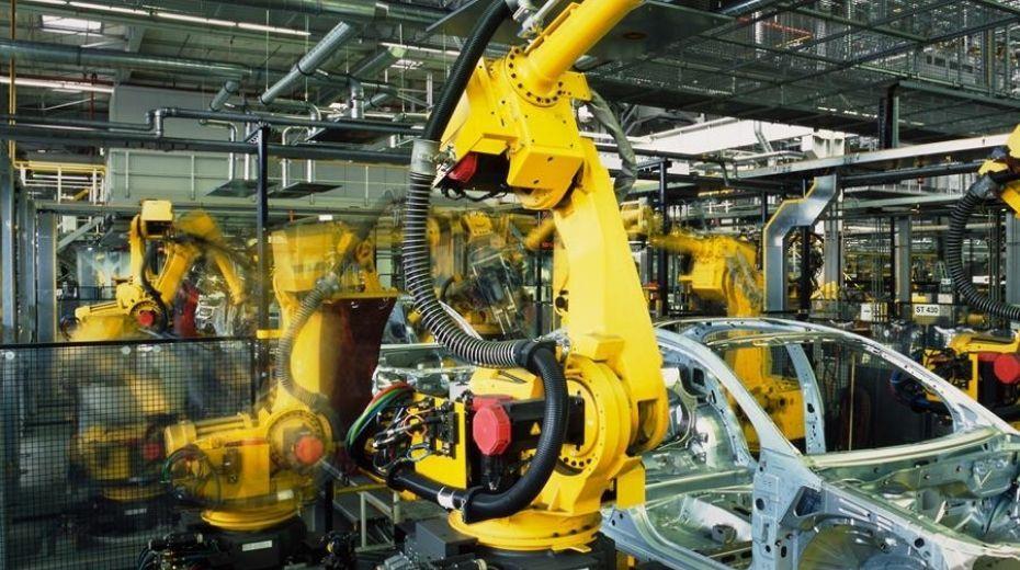 automotive production machine