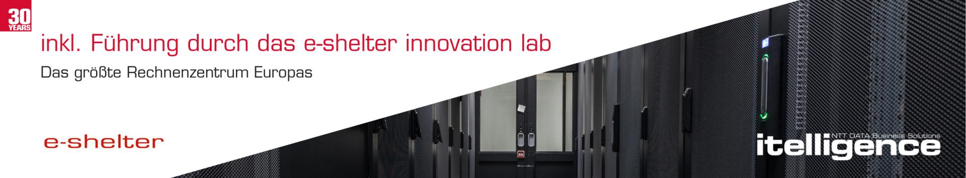 Businessfrühstück Managed Innovation: 28. Juni 2019, e-shelter innovation lab, Frankfurt