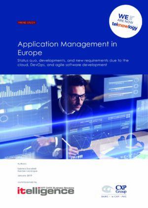 Štúdia: Aktuálne zistenia v oblasti služieb správy aplikácií SAP v Európe?