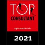 Logo Award TOP CONSULTANT 2021