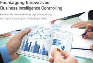 Grafik Fachtagung Innovatives Business Intelligence Controlling