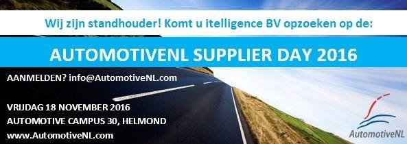 Banner automotivenl supplier day