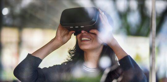 Wie der dreidimensionale Raum mit Augmented Reality (AR) die UI von morgen wird