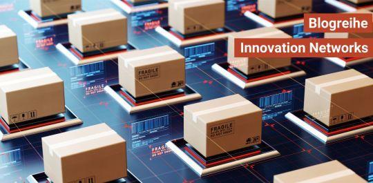 Innovation Networks: Materialfluss 2.0: Intelligente Tracking-Lösungen vernetzen Produktion und Logistik mit Scheidt & Bachmann