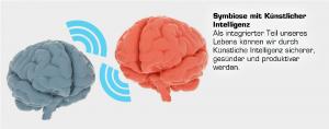 Grafik Technologietrend 3: Künstliche Intelligenz