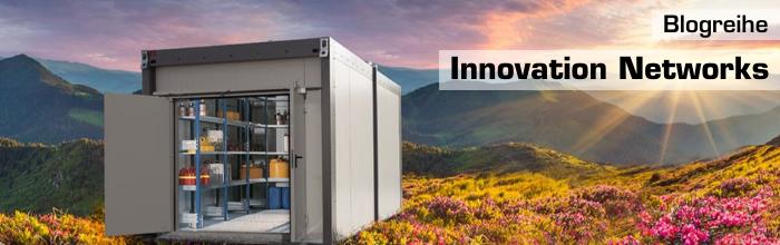 Digitale Chancen im B2B: Wir zeigen, wie Unternehmen die Herausforderungen der Zukunft meistern können anhand eines intelligenten Lagers bei der DENIOS AG.