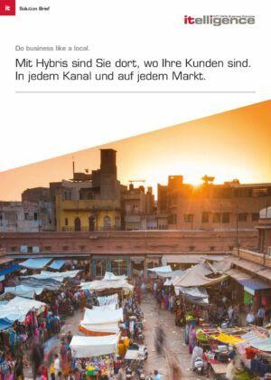 Broschuere | SAP Hybris