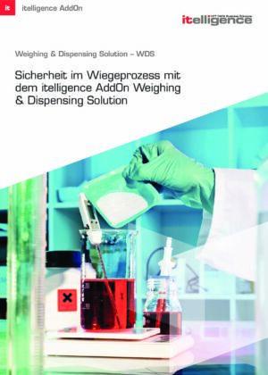 Broschüre  WDS AddOn