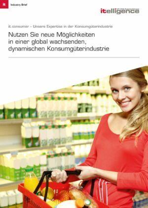 it.consumer – Unsere Expertise in der Konsumgüterindustrie