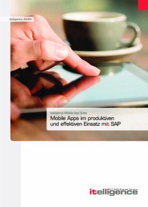 Broschüre | itelligence Mobile Suite App