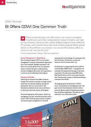COWI UK document image