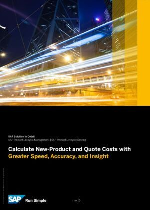 Jak obliczyć koszt nowych produktów i dokonać wyceny szybciej i dokładniej?