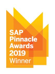 itelligence SAP Pinnacle award winner 2019