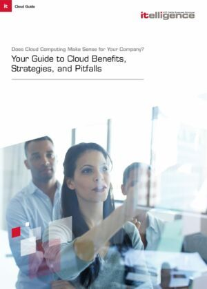 Does Cloud Computing Make Sense for Your Company? Your Guide to Cloud Benefits, Strategies, and Pitfalls