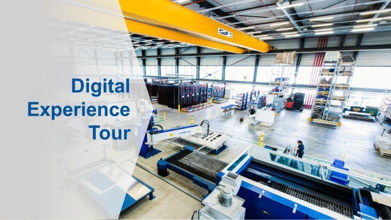Digital Experience Tour im Innovation Lab