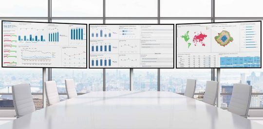 The modern CFO uses data to gain a competitive advantage in the boardroom
