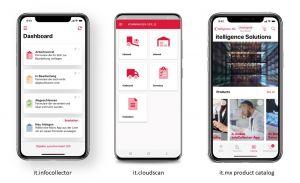 Drei native Apps im Überblick