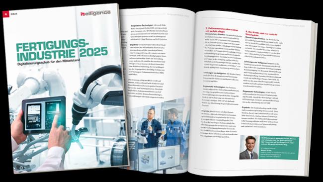 Fertigungsindustrie 2025: Digitalisierungsschub für den Mittelstand