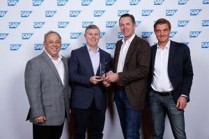 itelligence receives SAP partner excellence award 2017