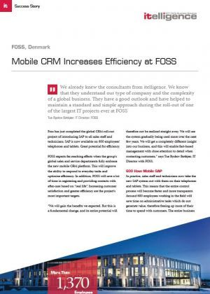 FOSS CRM UK report image