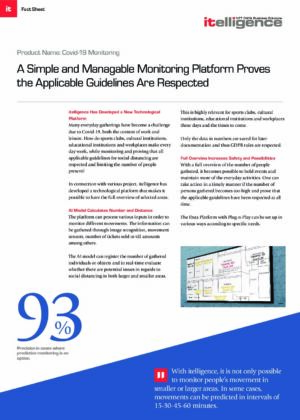 A Simple and Managable Monitoring Platform Proves the Applicable Guidelines Are Respected