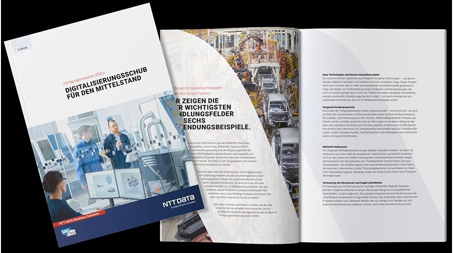 Fertigungsindustrie 2025+: Digitalisierungsschub für den Mittelstand
