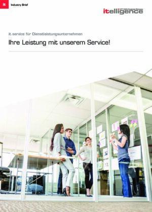 it.service für Dienstleistungsunternehmen