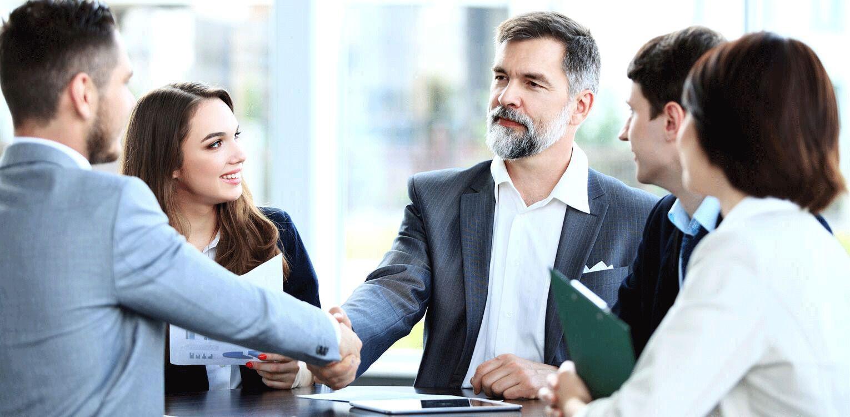Wir unterstützen Ihren Vertrieb, mit Lösungen für anspruchsvolle Kunden
