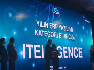 itelligence Bilişim 500 Ödülü