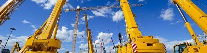Rental Services image of construction crane