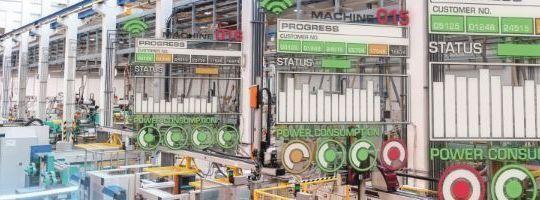 Image Industrial Intelligence IIoT Production Blog