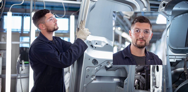 automotive factory engineer