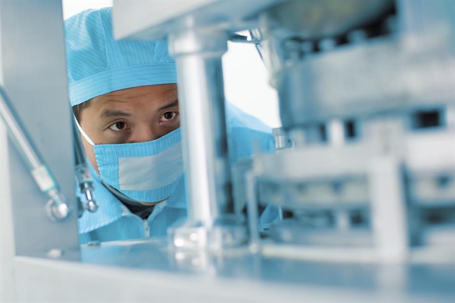 Unser vorkonfiguriertes und bewährtes Branchen-Paket für die Life Science-Branche