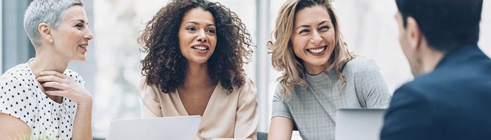 Optimales Talent Management - vom Recruiting bis zur Mitarbeiterbindung