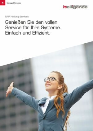 Broschüre | SAP Hosting