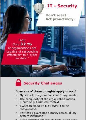 Primero, la Seguridad