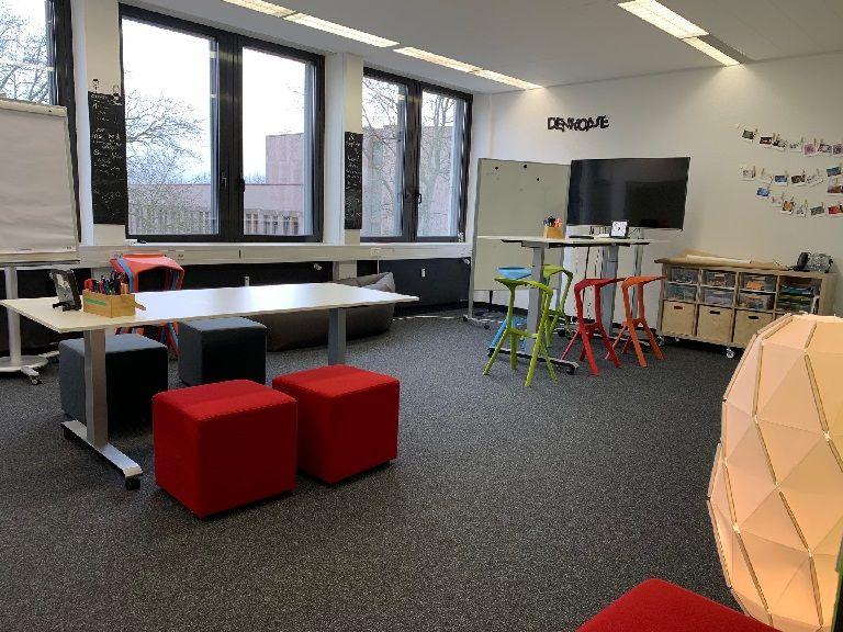 Unser Innovations-Inkubator in Deutschland.