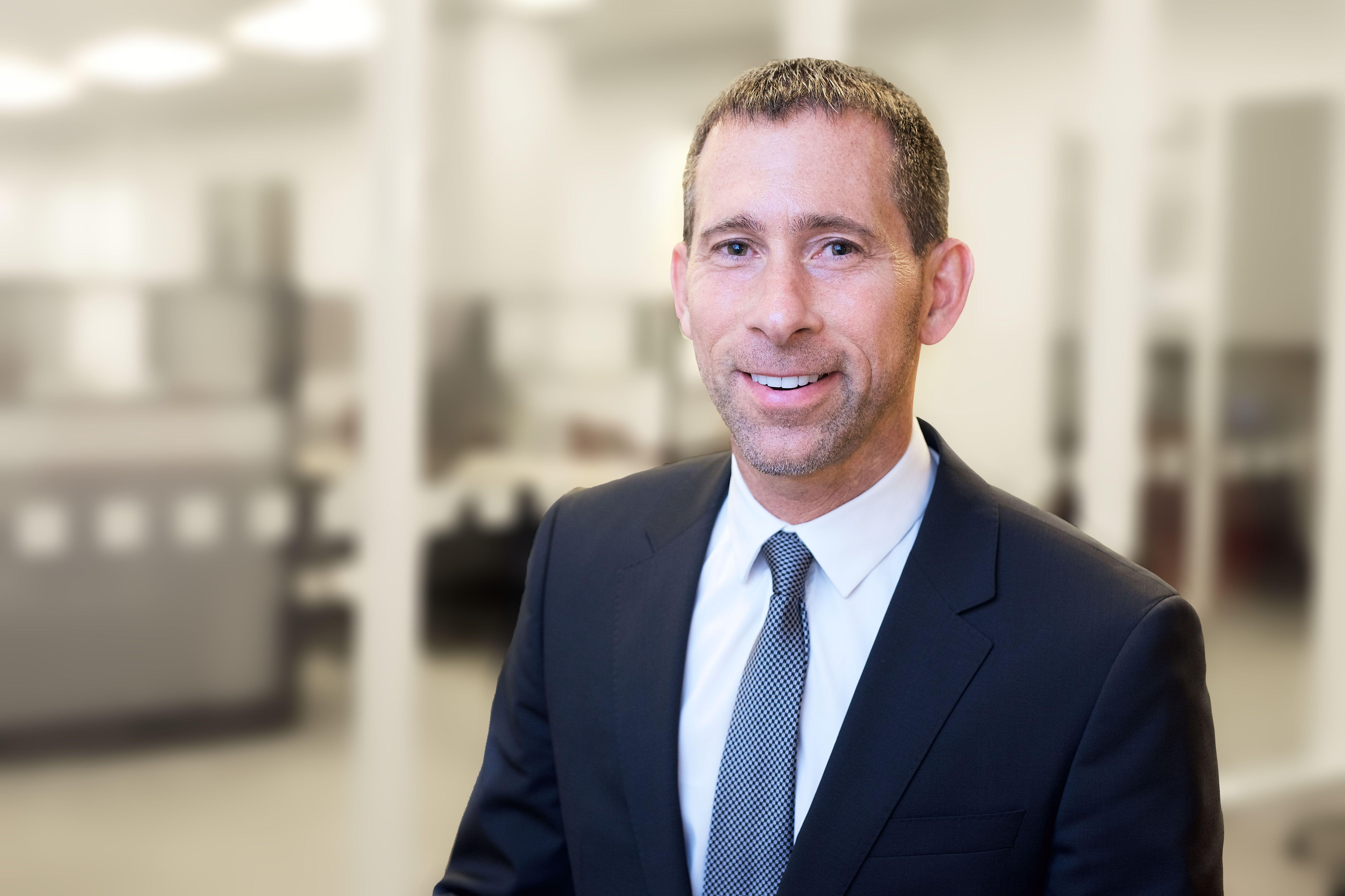 Jason Mausberg, Managing Director of itelligence Canada