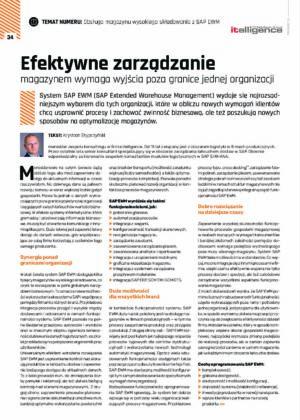 Efektywne zarządzanie magazynem wymaga wyjścia poza granice jednej organizacji