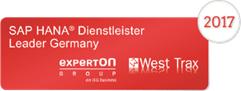 SAP HANA Dienstleister Leader Germany