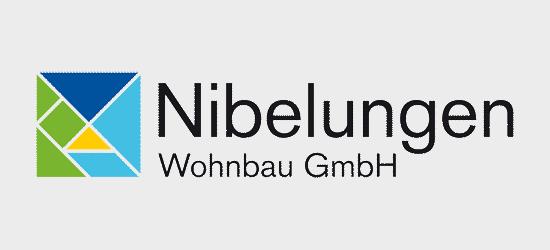 Logo Nibelungen Wohnbau GmbH
