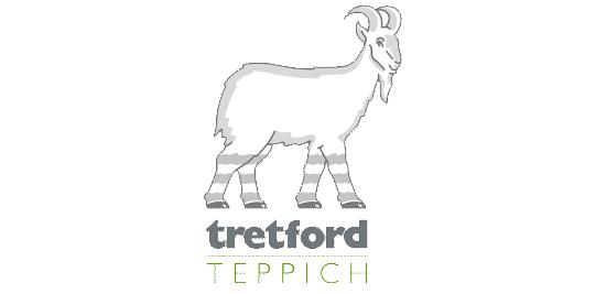 Logo Weseler Teppich GmbH & Co. KG (tretford)