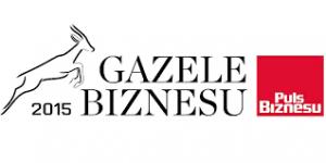 Gazele Biznesu 2015 dla itelligence