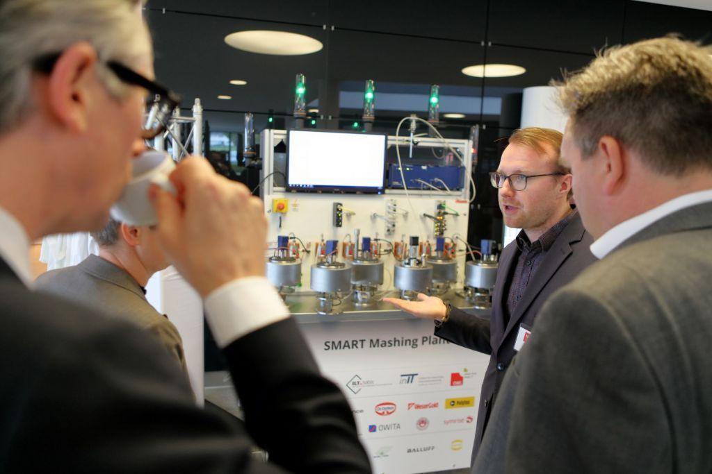 """Impressionen vom Fokustag """"Farming- und Food-Technologietrends"""""""