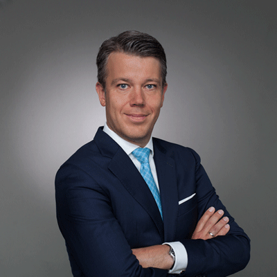 Image Dr. Michael Dorin - Finanzvorstand itelligence AG