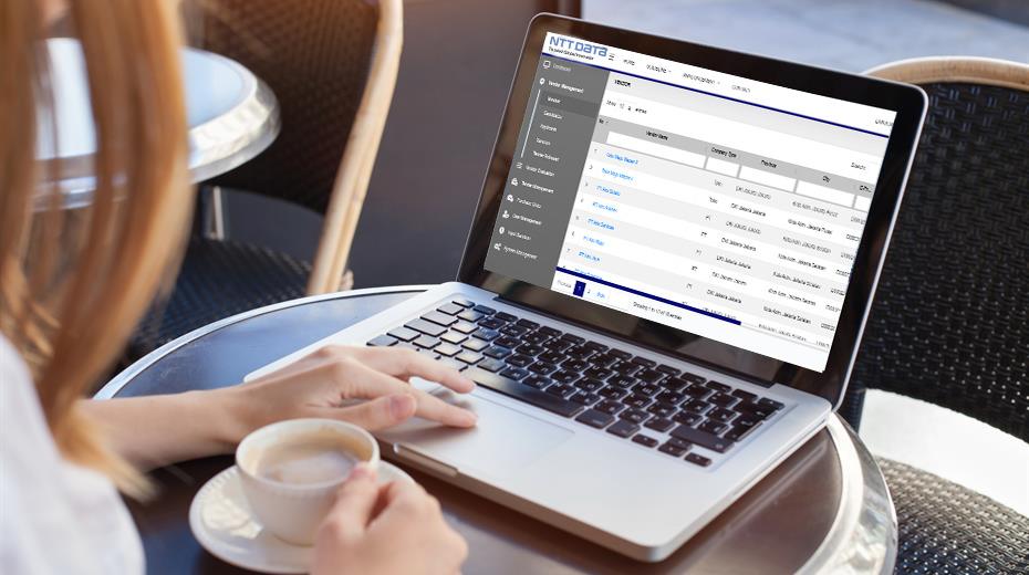 NDBS e-procurement VoProc – Vendor Management