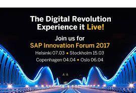 SAP Innovation Forum 2017